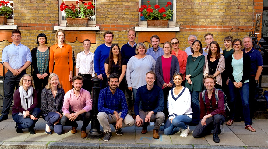 COMPASS London team 2019