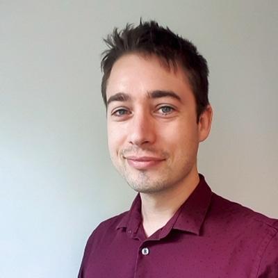 Headshot of Daniel Sutcliffe