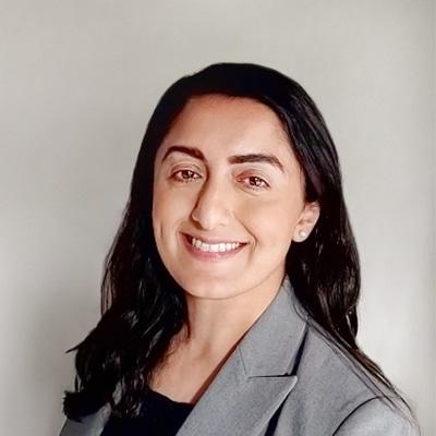 Headshot of Alieza Ali