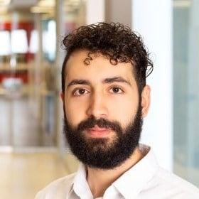 Headshot of Armin Khayatian