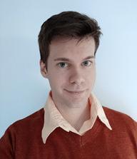 Headshot of Chris Thomas