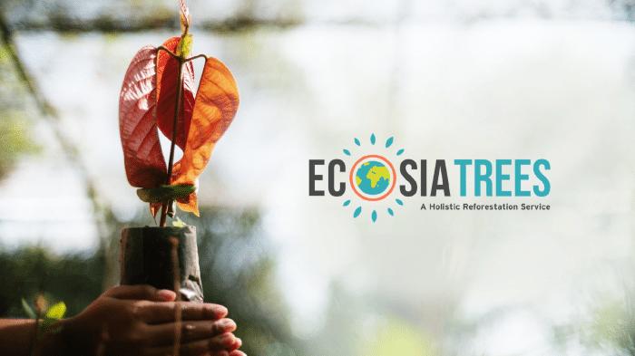 Ecosia Trees